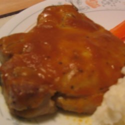 Glazed Pork Chop Recipe