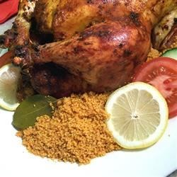 Photo of Roasted Curried Chicken with Couscous by greennie