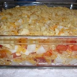 Photo of Tomato Cheese Crunch by Debra