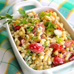 Shoepeg Corn Salad Recipe