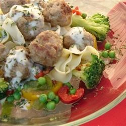 Swedish Meatballs II Recipe