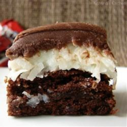 Mounds(R) Bar Cake Recipe