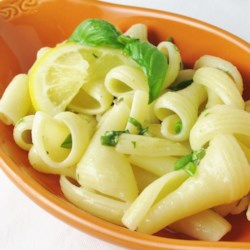 Lemon Butter Herb Pasta Recipe