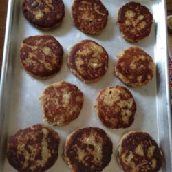 Large Salmon Patties Recipe