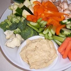 Quick and Yummy Hummus