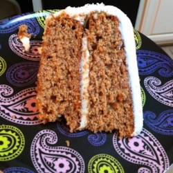 Moist, Tender Spice Cake Recipe