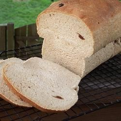 Crunchy Honey Wheat Bread Recipe