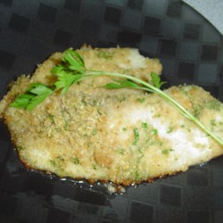 Baked Orange Roughy Italian-Style Recipe