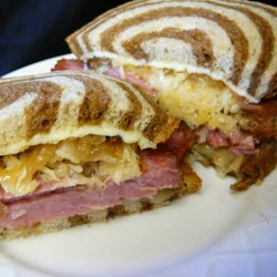 The Real Reuben Recipe