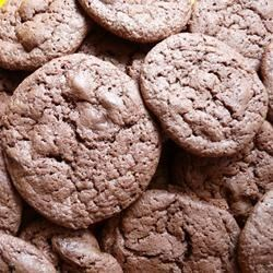 Chocolate Chocolate Chip Cookies III Recipe