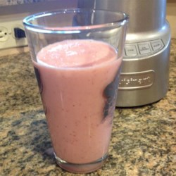 Strawberry-Pineapple Smoothie Recipe