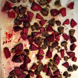Tasty Roasted Beets Recipe