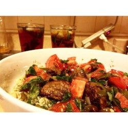 Mint-Tomato Sauce for Lamb Recipe