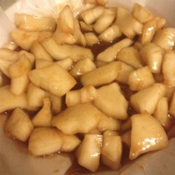 Djente di Kacho (Dog's Teeth Coconut Candy) Recipe