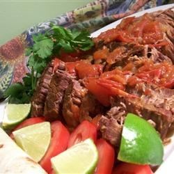 Colombian Stewed Flank