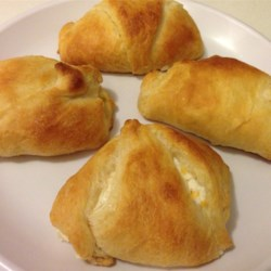 Crab Croissant-wiches Recipe