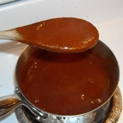Ten Minute Enchilada Sauce