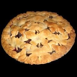 Fresh Blueberry Pie IV Recipe
