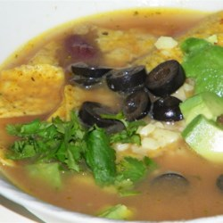 Chicken Tortilla Soup IV Recipe
