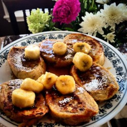 Maple Syrup and Banana Sauce Recipe