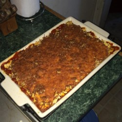 Michele's Ground Beef Casserole Recipe