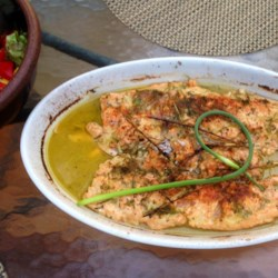 Oh My Arctic Char! Recipe