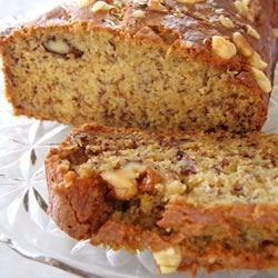 Lower Fat Banana Bread I Recipe