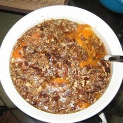 Yummy Sweet Potato Casserole