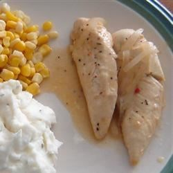 Restaurant-Style Chicken Tenderloins