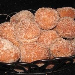 Applesauce Doughnuts Recipe