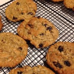 Cowboy Cookies (Dunkin' Platters) Recipe