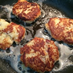 Old Fashioned Potato Cakes Recipe