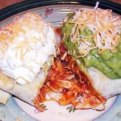 Chicken Chimi