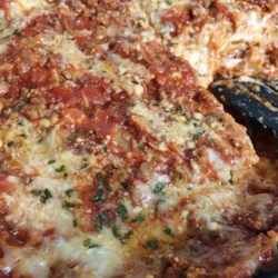 Healthier World's Best Lasagna Recipe