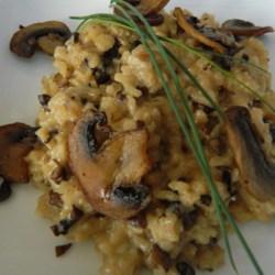 Chef John's Baked Mushroom Risotto Recipe