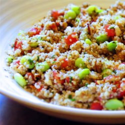 Balsamic and Herb Quinoa Salad Recipe