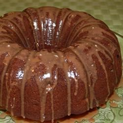 Banana Raisin Cake Recipe