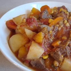 Five Hour Stew Recipe