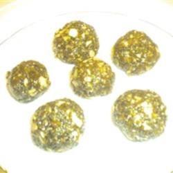 Chia Seed Power Balls Recipe