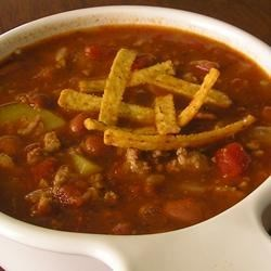 Terrific Turkey Chili Recipe