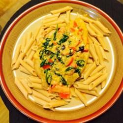 Jalapeno Garlic Tilapia Pasta Recipe