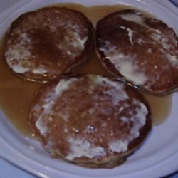 Image of Apple Cider Pancakes, AllRecipes