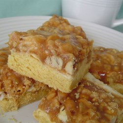 Peanut Candy Bar Cake Recipe