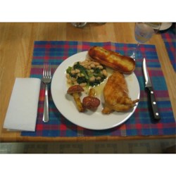 A delightful dinner