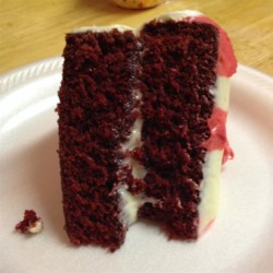 Waldorf Astoria Red Cake Recipe