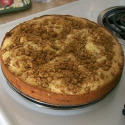 Sour Cream Coffee Cake III
