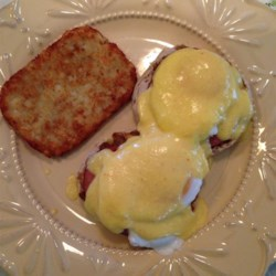 Quick and Easy Hollandaise Sauce in the Microwave Recipe