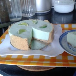 No Bake Key Lime Pie Recipe
