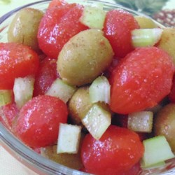 Bloody Mary Tomatoes Recipe