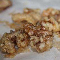 Photo of Sugar Glazed Walnuts by Sharon Sisson